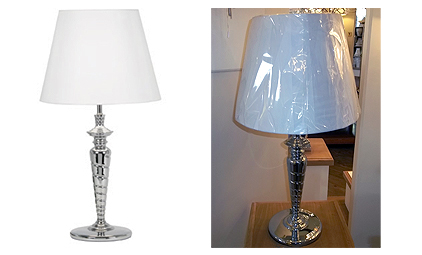 DEXY modern style table lamps